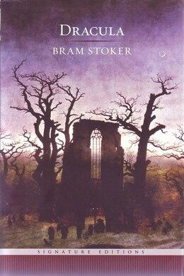 Book DRACULA by Stoker Bram