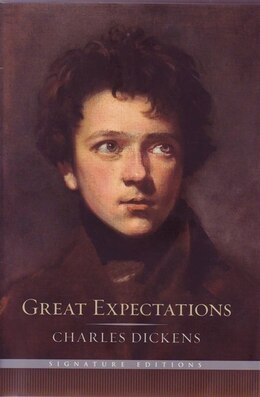 Book GREAT EXPECTATIONS by Dickens Charles