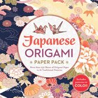 Japanese Origami Paper Pack: More Than 250 Sheets Of Origami Paper In 16 Traditional Patterns