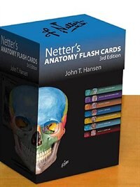 Netters Anatomy Flash Cards With Online Student Consult Access By John T Hansen