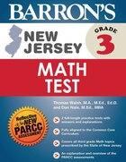 Barron's New Jersey Grade 3 Math Test