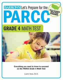 Let's Prepare for the PARCC Grade 4 Math Test by Luann Voza
