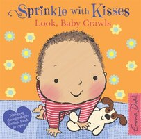 Look, Baby Crawls: With Peep Through Shapes for Little Hands to Explore
