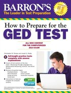 How to Prepare for the GED® Test (with CD-ROM): All New Content for the Computerized 2014 Exam