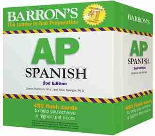 Ap Spanish Flash Cards by Daniel Paolicchi
