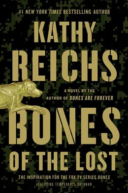 Book Bones of the Lost: A Temperance Brennan Novel by Kathy Reichs