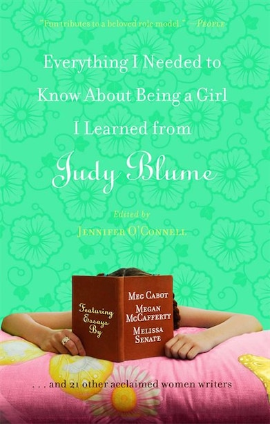 Everything I Needed to Know About Being a Girl I Learned from Judy Blume by Jennifer Oconnell