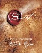 THE SECRET DAILY TEACHINGS