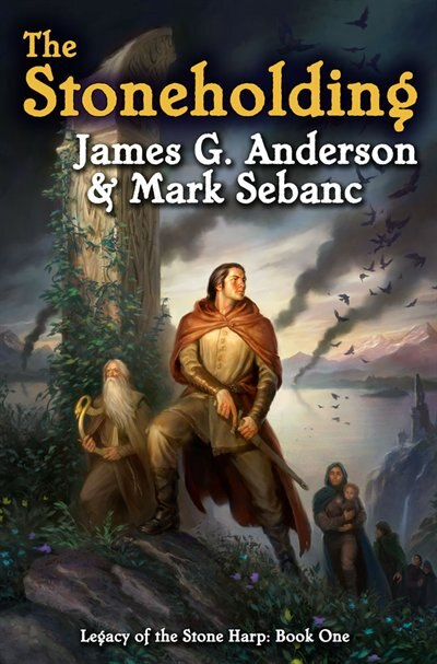The Stoneholding by James G. Anderson