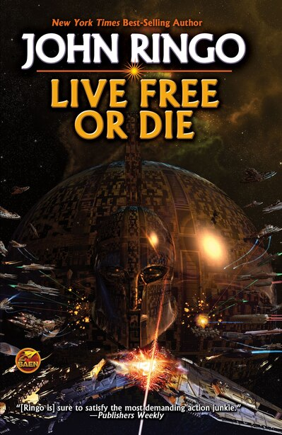 Live Free or Die: Troy Rising I by John Ringo