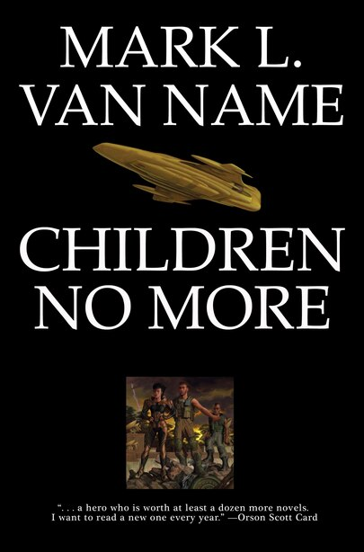 Children No More by Mark L. Van Name