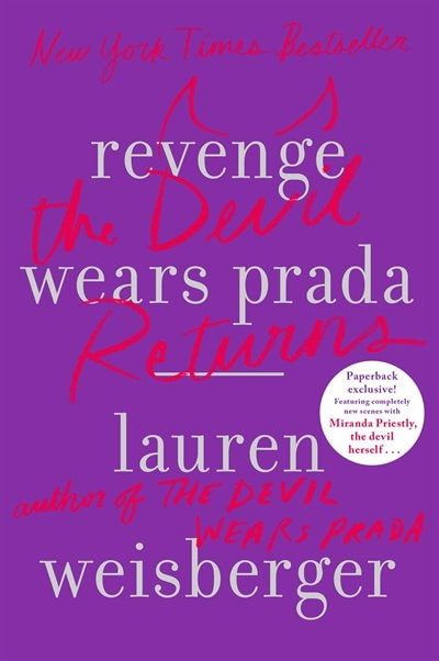 Revenge Wears Prada: The Devil Returns by Lauren Weisberger