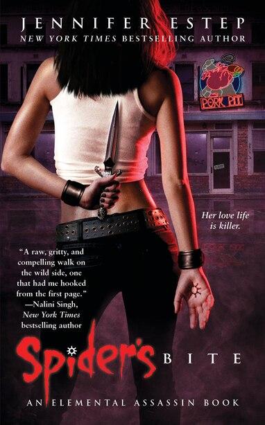 Spider's Bite: An Elemental Assassin Book by Jennifer Estep