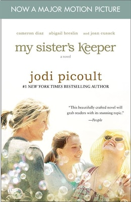 Book My Sister's Keeper - Movie Tie-in: A Novel by Jodi Picoult