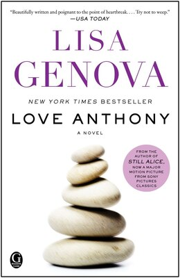 Book Love Anthony by Lisa Genova