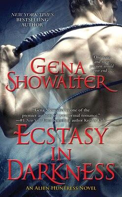 Book Ecstasy in Darkness by Gena Showalter