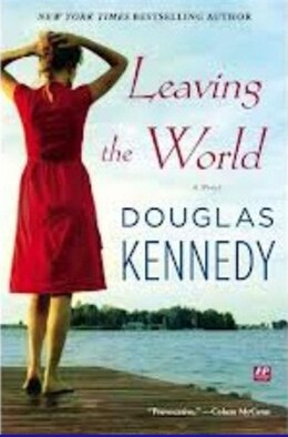 Book LEAVING THE WORLD by Douglas Kennedy