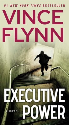 Book Executive Power by Vince Flynn