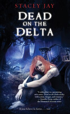 Book Dead on the Delta by Stacey Jay
