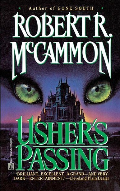 Usher's Passing by Robert Mccammon