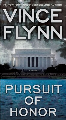 Book Pursuit of Honor: A Novel by Vince Flynn