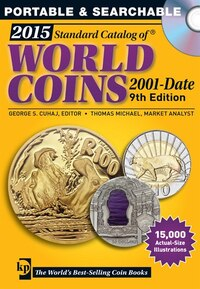 2015 Standard Catalog Of World Coins, 2001-date