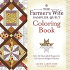 The Farmer's Wife Sampler Quilt Coloring Book: Color 70 Classic Quilt Designs From Your Favorite…