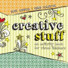Book Creative Stuff: An Activity Book For Visual Thinkers by Dave Gouveia