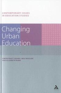 Changing Urban Education