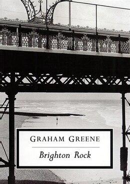 Book Brighton Rock (MP3CD) by Graham Greene