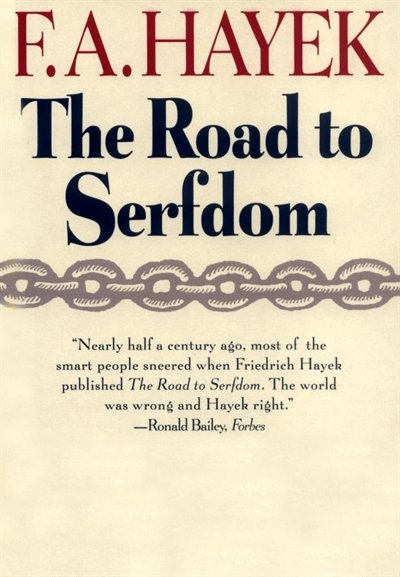 The Road To Serfdom Book By Friedrich A Hayek Audio Book Cd