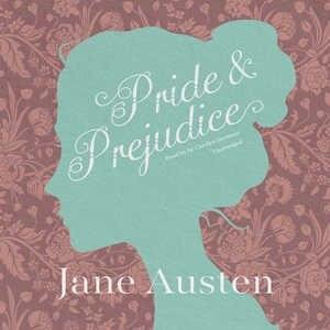 Pride and Prejudice (MP3CD) by Jane Austen