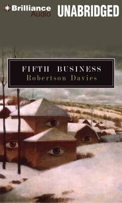 Book Fifth Business (cd-audio) by Robertson Davies