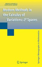 Modern Methods in the Calculus of Variations: L^p Spaces