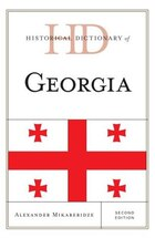 Historical Dictionary Of Georgia