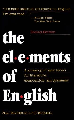 basic elements of literature