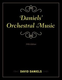 Daniels' Orchestral Music