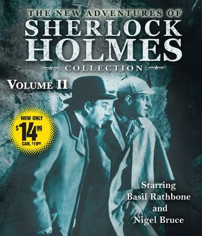 The New Adventures of Sherlock Holmes Collection Volume Two by Anthony Boucher