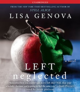 Book Left Neglected by Lisa Genova