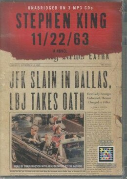 Book 11/22/63: A Novel by Stephen King