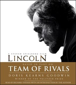 Book Team of Rivals: Lincoln Film Tie-in Edition by Doris Kearns Goodwin