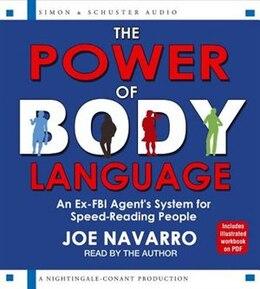 Book The Power of Body Language by Joe Navarro