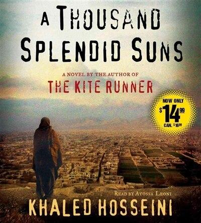 A Thousand Splendid Suns: A Novel de Khaled Hosseini