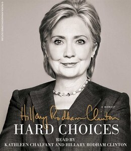 Book Hard Choices by Hillary Rodham Clinton