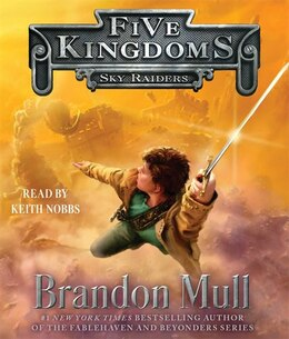 Book Sky Raiders by Brandon Mull