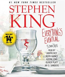 Book Everything's Eventual: Five Dark Tales by Stephen King