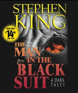 Book The Man in the Black Suit : 4 Dark Tales by Stephen King