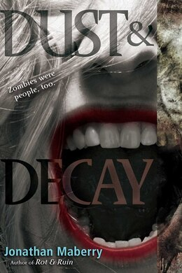 Book Dust & Decay by Jonathan Maberry
