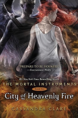 Book City of Heavenly Fire by Cassandra Clare