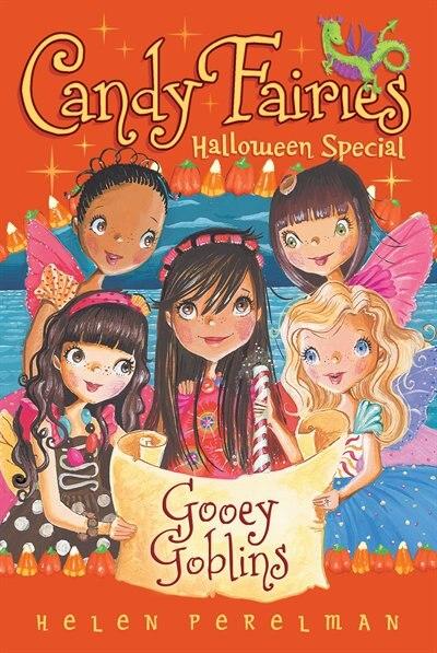 Gooey Goblins: Halloween Special by Helen Perelman